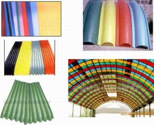 frp roofing tile