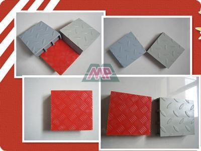 frp covered plate grating