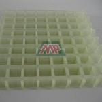 transparent surface