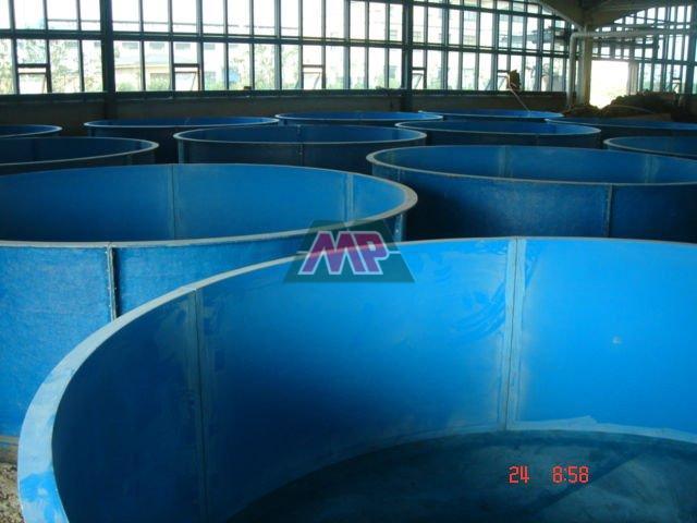 FRP Aquaculture Tank