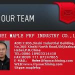 hebei maple frp industry co.,ltd.