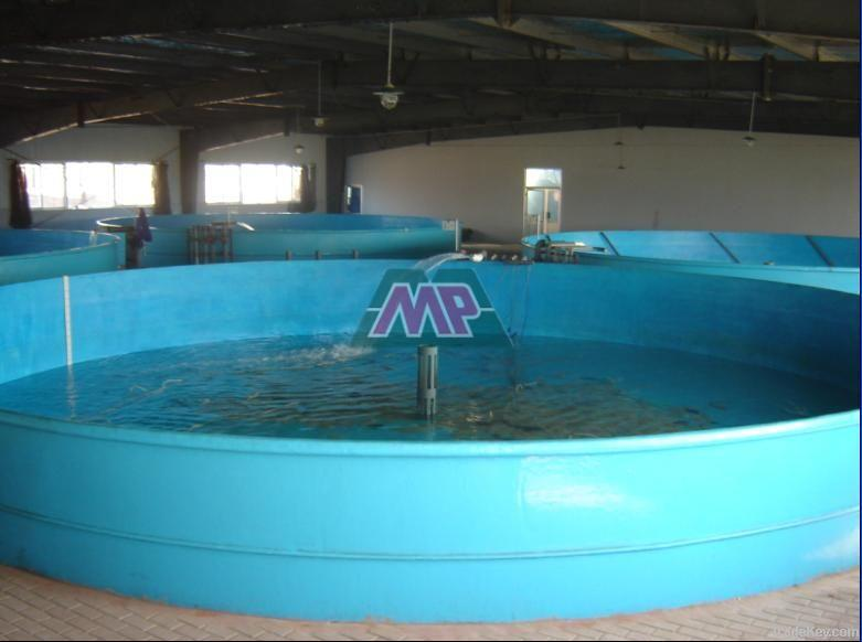 Selecting Best Material For Hatchery Tanks