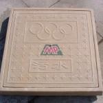 double sealed manhole cover