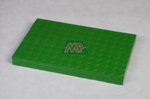 diamond surface grating cover