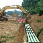 cable casing pipe