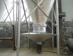 FRP Feeding Silo base