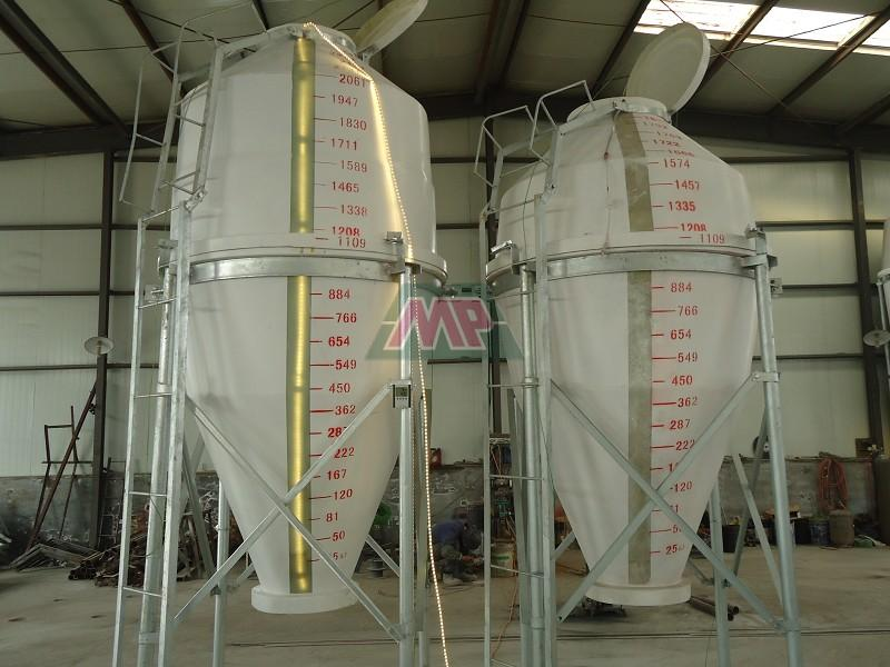 In Recent Year S Fibreglass Silos Have Become A Popular