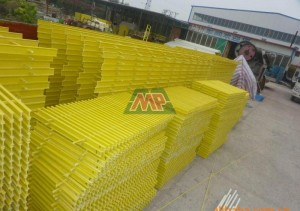 Pultruded Grating Finished