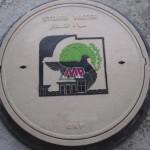 decoration manhole cover