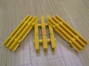 frp pultruded grating gritted