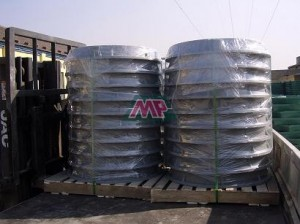 grp manhole cover export