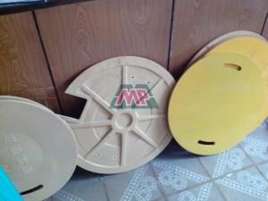 grp manhole cover showroom