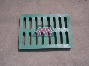 plastic gully grating