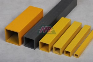 frp square tubes
