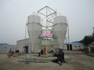 frp silo
