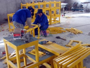 frp step stool ladder