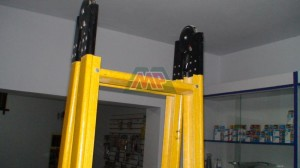 frp folding ladder