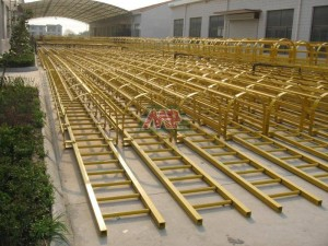 frp cage ring ladder