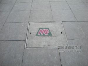 fiberglass manhole cover application