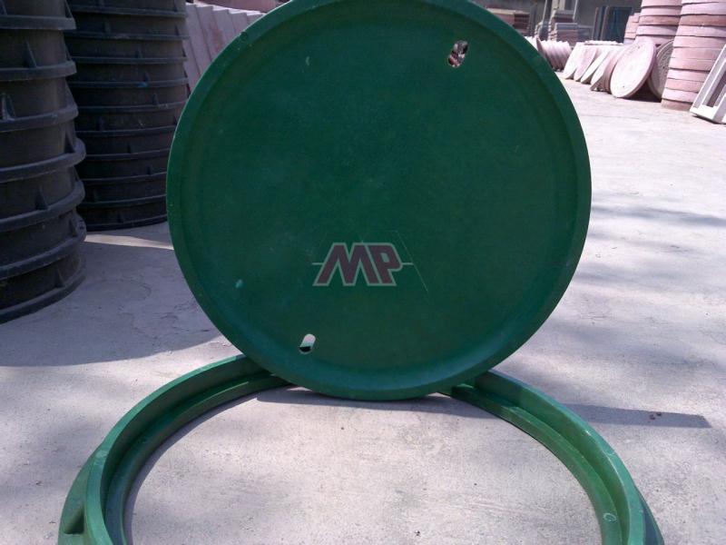 grp manhole cover