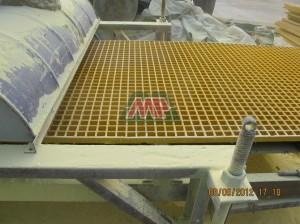 polishing surface