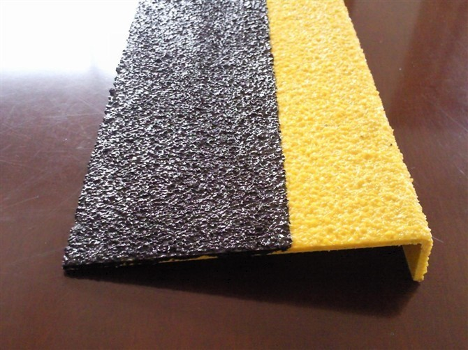 Fiberglass Anti Slip Stair Tread Covers