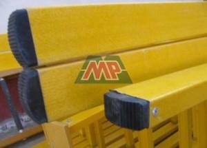frp double side ladder