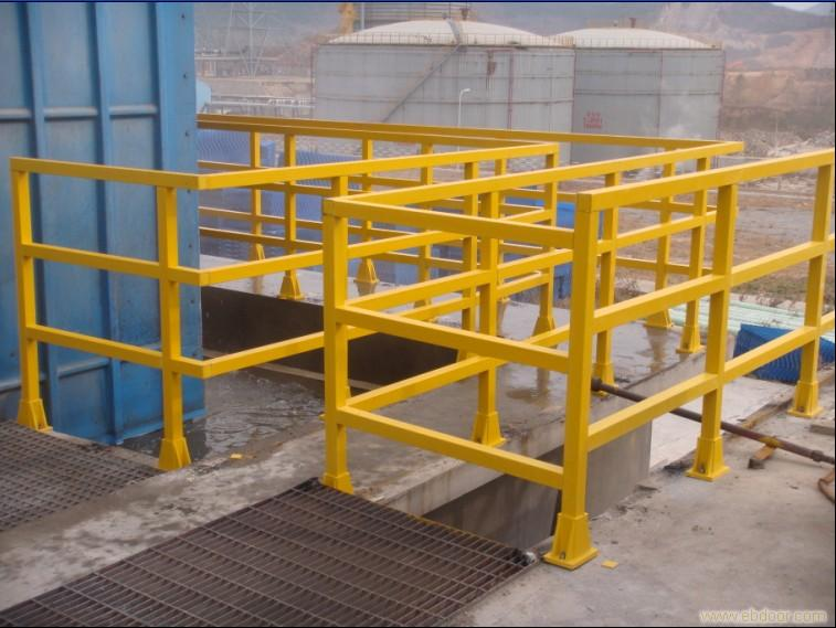 Fiberglass Handrail Systems : Grp frp handrail are superior to harshest enviroments