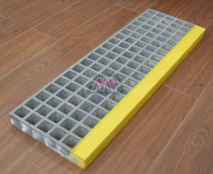 Frp stair treads hebei maple frp industry co ltd for Composite exterior stair treads