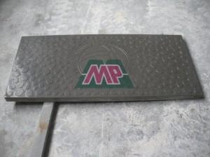fiberglass trench cover