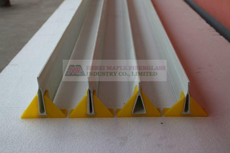 fiberglass pultruded beam