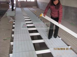 fiberglass floor beam