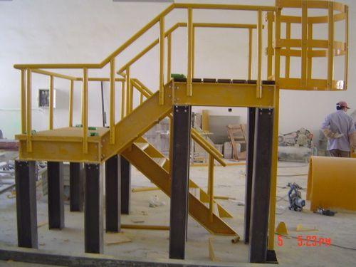 fiberglass structural material