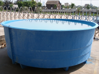 The feasibility report of fiberglass fish farming tanks - Hebei Maple FRP  Industry Co ,Ltd