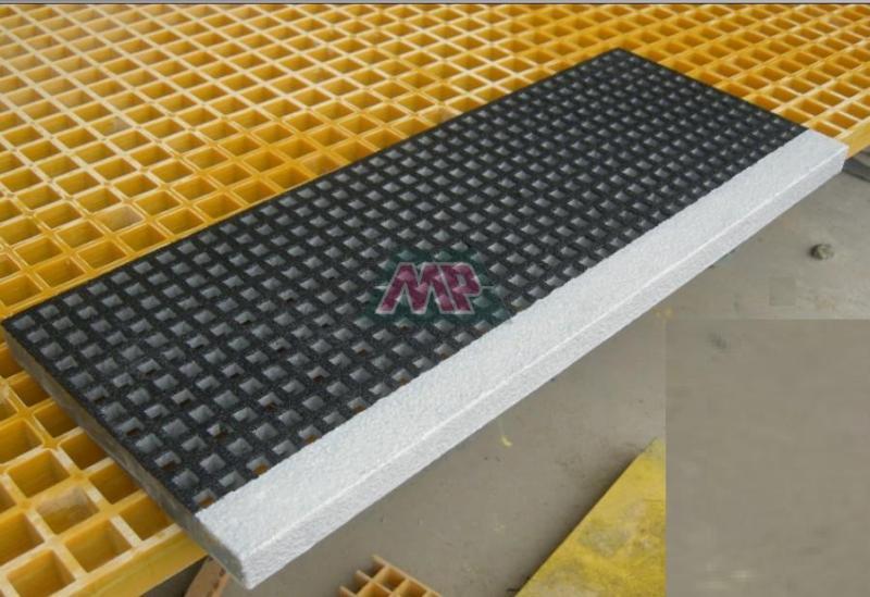 Fiberglass Anti Slip Stair Tread Covers Hebei Maple Frp